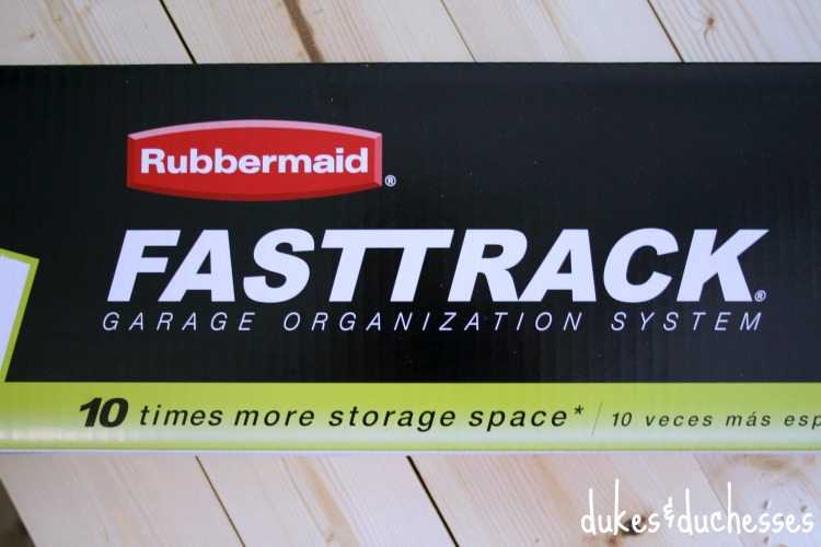 rubbermaid fasttrack