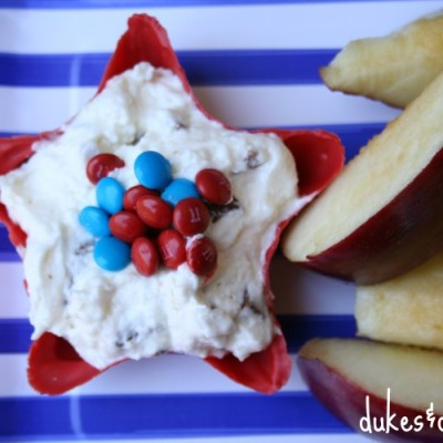 Three-Ingredient TWIX Dip