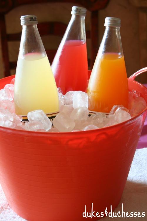 drink bucket