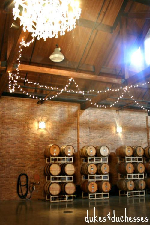 inside delaney vineyards
