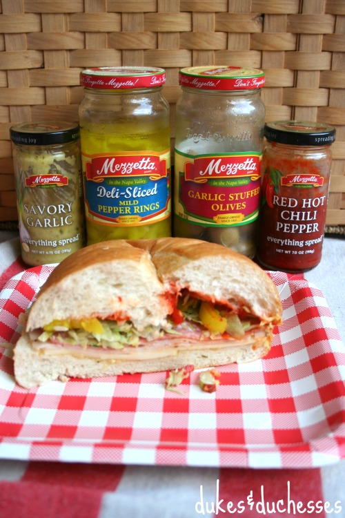 mezzetta ingredients