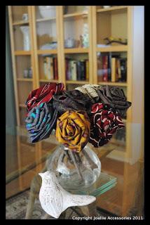 necktie rosette