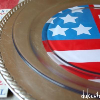 Americana Vinyl Chargers