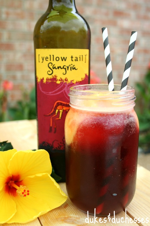 sangria float