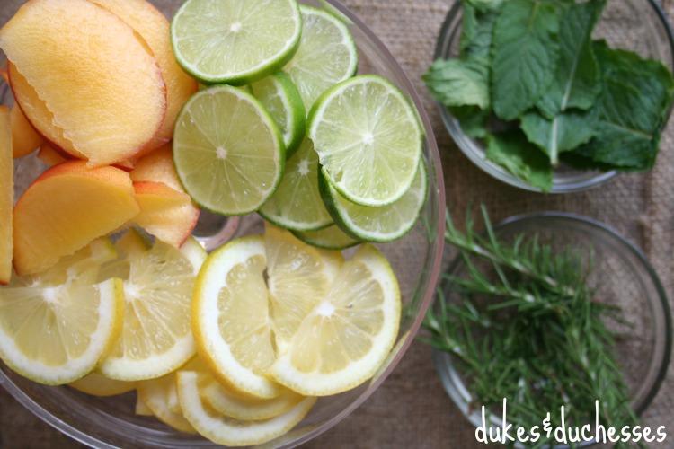 stir-ins for iced tea