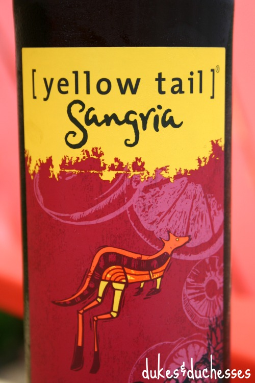 yellow tail sangria