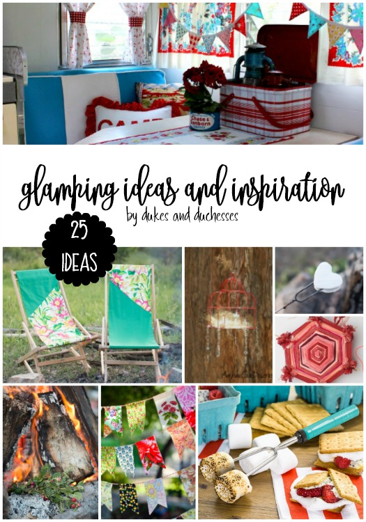 glamping ideas and inspiration