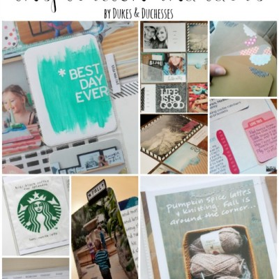 Project Life Inspiration and Ideas