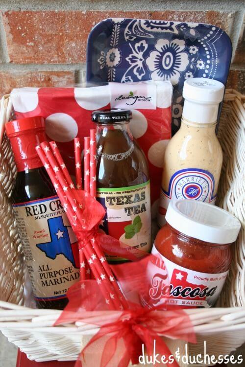 state gift basket