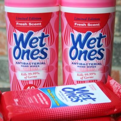 Wild for Wet Ones