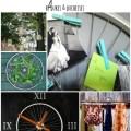 14 ways to repurpose a bicycle wheel