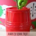 apple favor box back to school treat