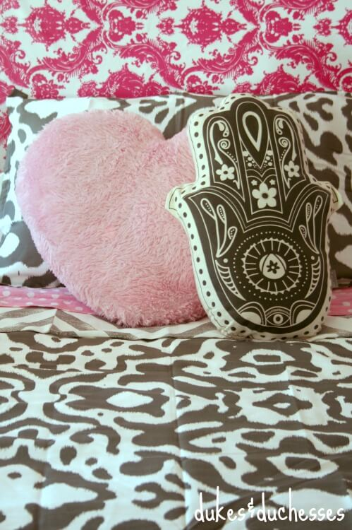 bedding from Dormify