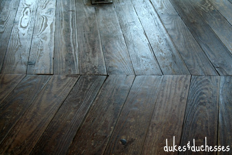 distressed reclaimed
