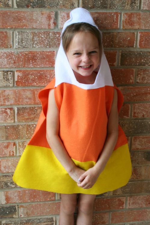 A simple candy corn costume dukes and duchesses candy corn costume save and now its time for lots more diy halloween solutioingenieria Gallery