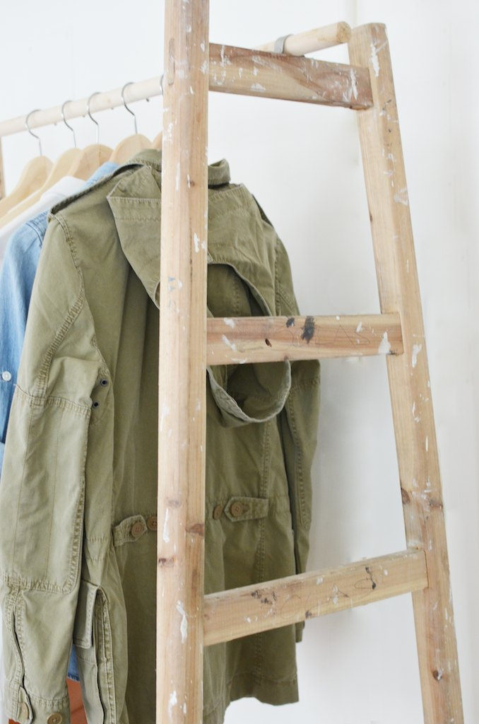 ladder wardrobe 2