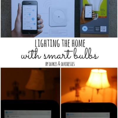 Lighting the Home with Smart Light Bulbs