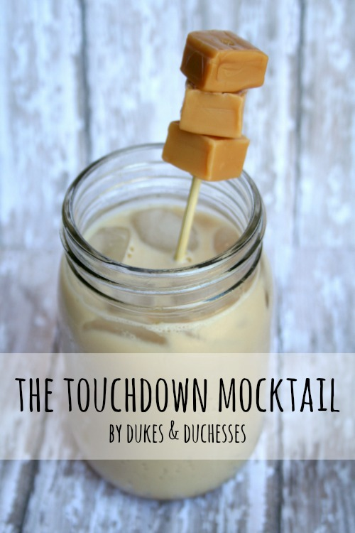 the touchdown mocktail title