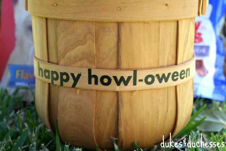 howloween basket