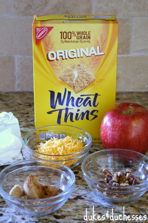 nabisco wheat thins and ingredients