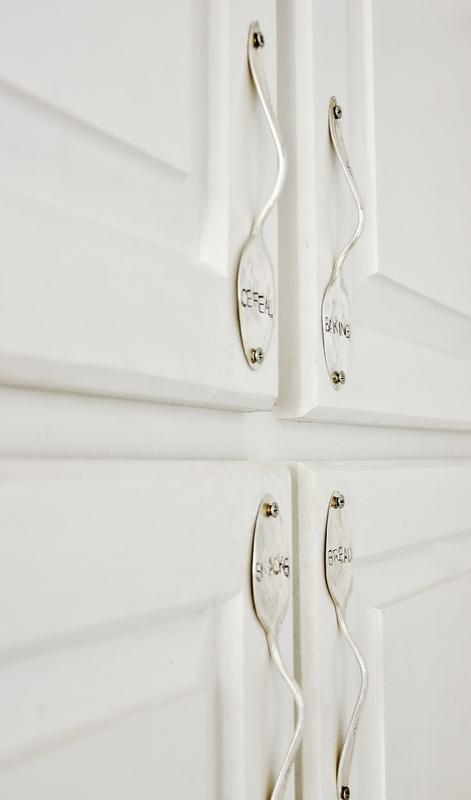 silverware handles