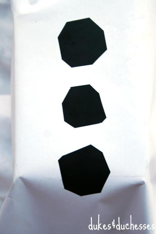 vinyl buttons