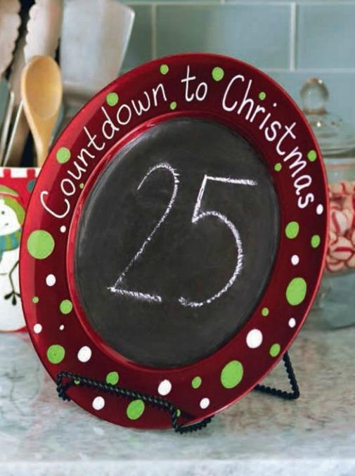 charger christmas countdown