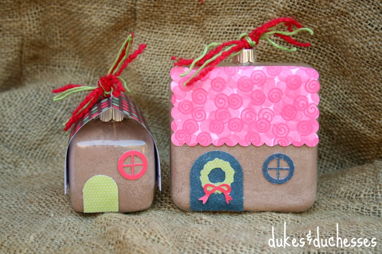 home for the holidays cocoa gifts