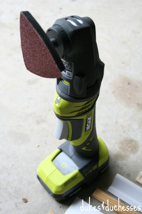 ryobi multi tool