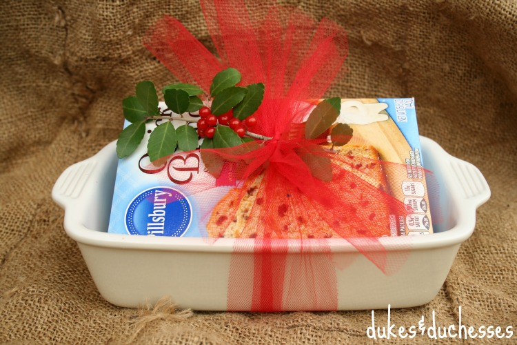 hostess gift with lodge cookware