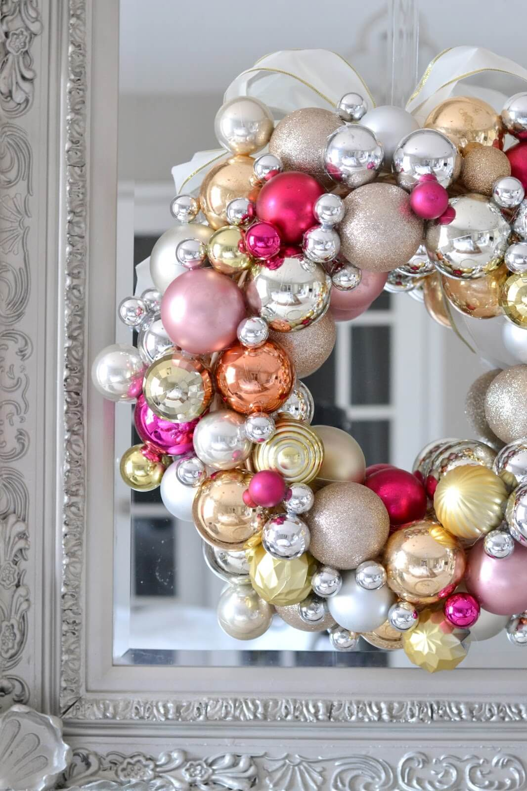 10 ways to repurpose christmas ornaments dukes and duchesses for Beautiful diy christmas ornaments