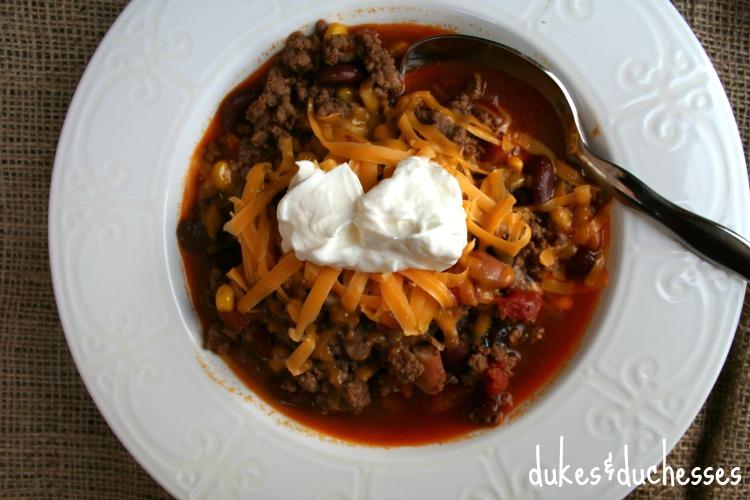 easy delicious taco soup