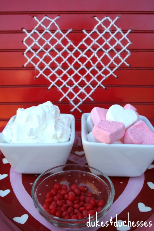 hot cocoa toppings for valentine's day hot cocoa bar
