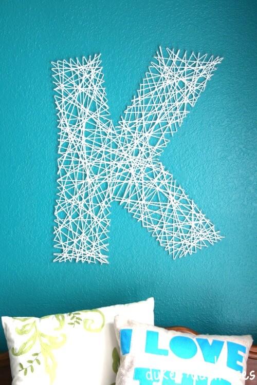 wall string art