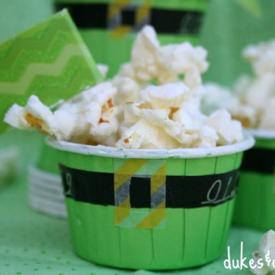 Leprechaun Treat Cups