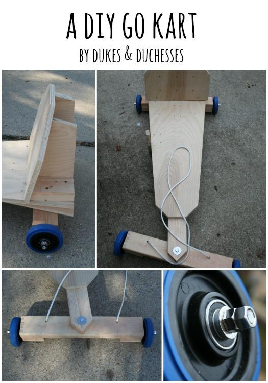 Kart Building Supplies