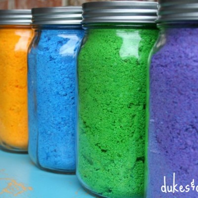 color powder for color fight
