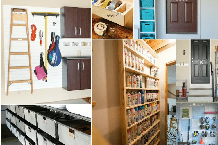 Garage Organization Inspiration