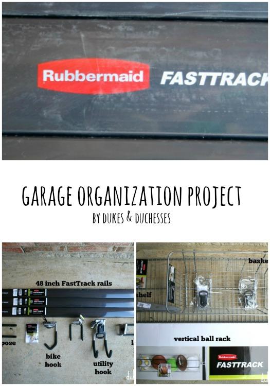 garage organization project