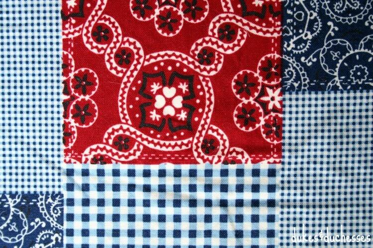 michael miller bandana fabric