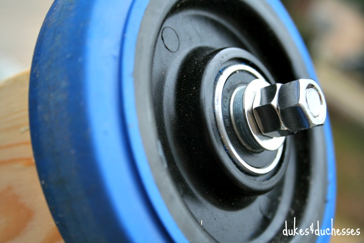 wheel on go kart