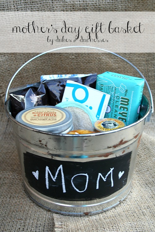 Mother s day gift basket dukes and duchesses