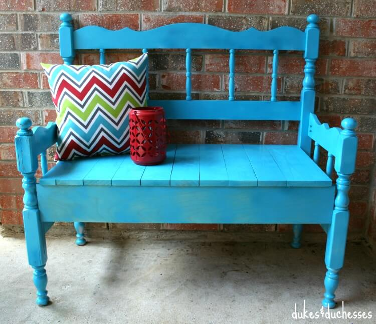 outdoor bench for outdoor living