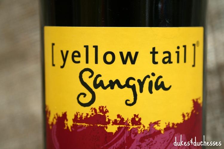 yellow tail sangria