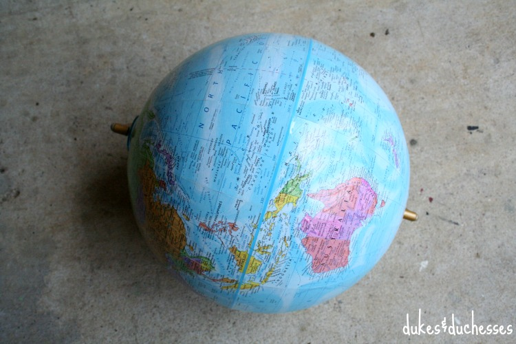 globe for repurposing