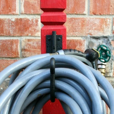 DIY Hose Holder