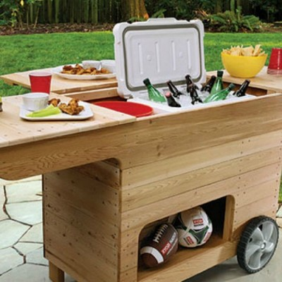 Summer Fun with the RYOBI Party Station