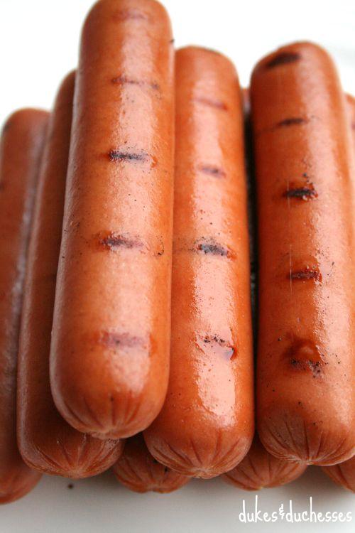 ball park premium hot dogs