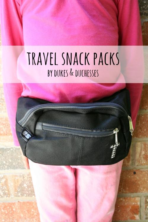 travel snack packs