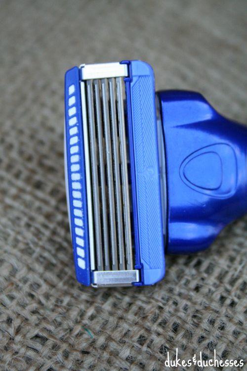 blades of schick razor